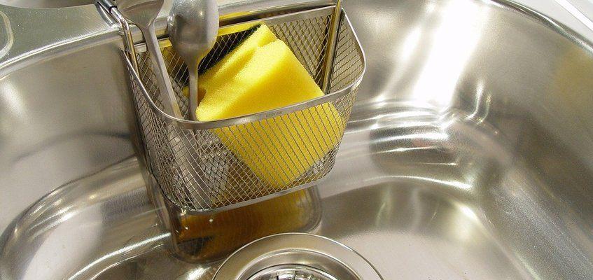 запушването в мивката