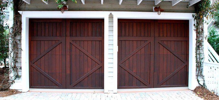 Основни видове гаражни врати